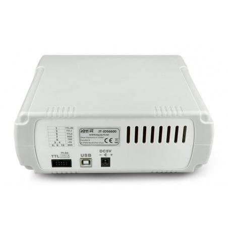 Generator funkcyjny DDS JDS6600 60MHz  - 2 kanały