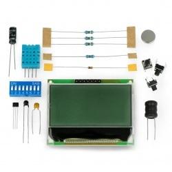 Arduino-Dem - Kit 3 - 15 projektów