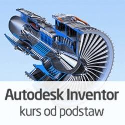 Kurs Autodesk Inventor od...