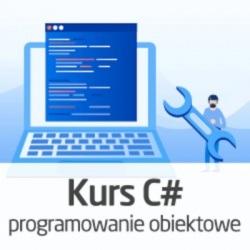 Kurs wideo C Sharp - programowanie obiektowe - wersja ON-LINE