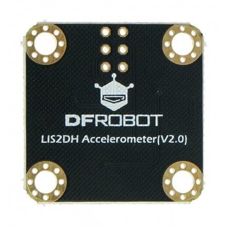 DFRobot Gravity - LIS2DH - 3 osiowy akcelerometr I2C