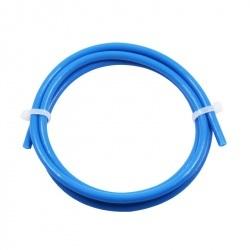 Rurka PTFE 4mm - niebieska