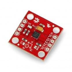H3LIS331DL 3-osiowy akcelerometr - moduł - SparkFun SEN-14480