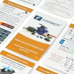 FORBOT - tablice elektroniczne - podstawy elektroniki, poziom II