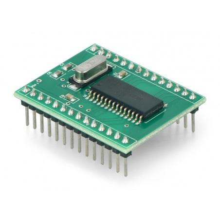 Moduł RFID - SM130 Mifare - 13,56MHz - SparkFun SEN-10126