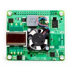 Raspberry Pi PoE+ HAT -...