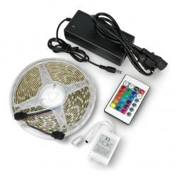 Zestaw: pasek LED SMD5050...
