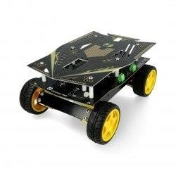 Roboty edukacyjne na 4 kołach