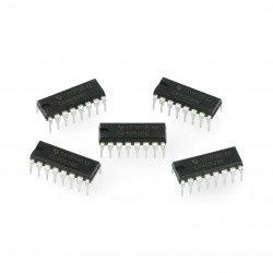 Multipleksery 4 bitowe