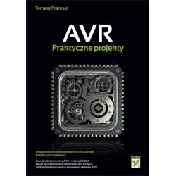 Książki AVR