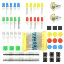 Zestawy elementów elektronicznych