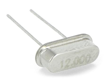 Rezonator kwarcowy HC49