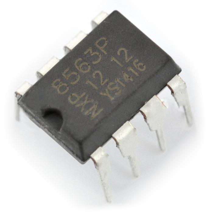 Zegar RTC PCF8563P