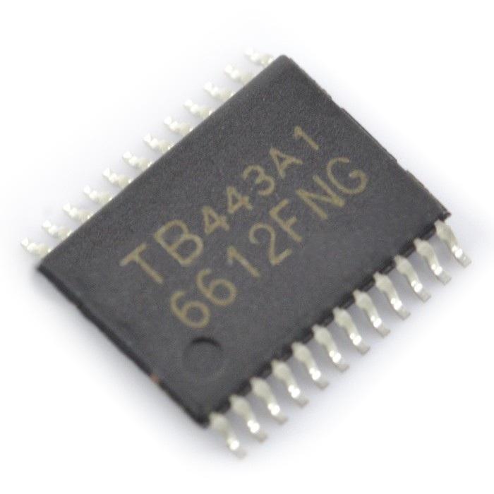 Sterownik silnika TB6612FNG
