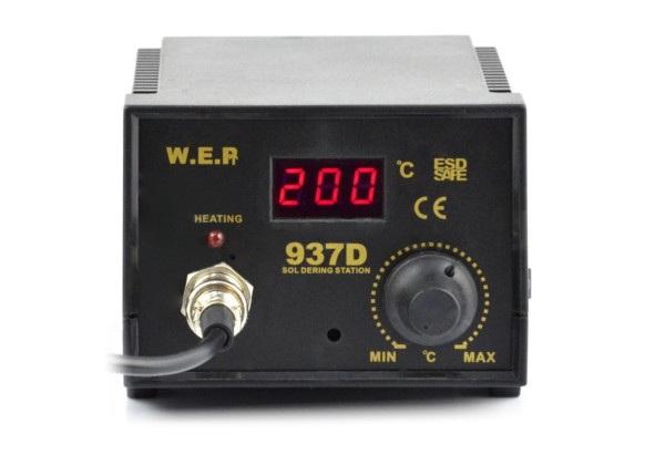 Stacja lutownicza WEP 937D