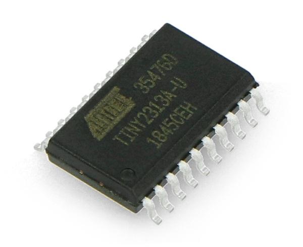 Mikrokontroler AVR - Attiny2313A-SU
