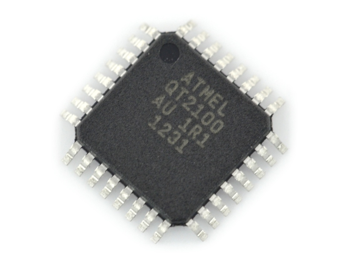 Q-touch AT42QT2100-AU