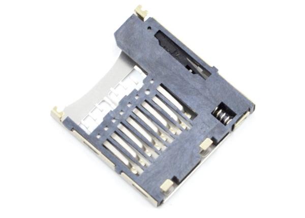 Gniazdo kart microSD