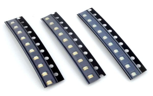 Zestaw diod LED 0805