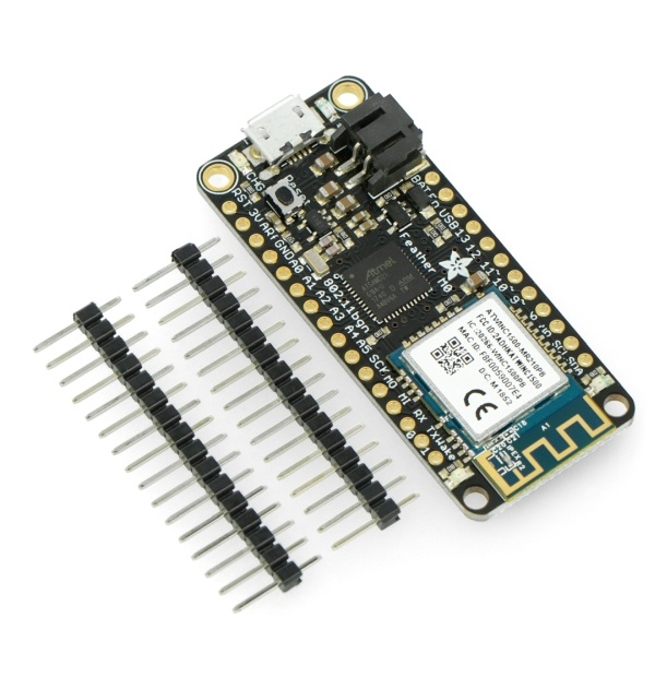 Moduł kompatybilny z Arduino.