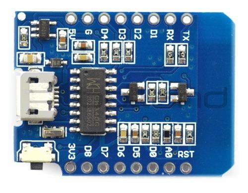 D1 mini WiFi ESP8266 IoT - zgodny z WeMos