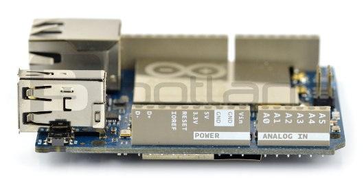 Nowa płytka Arduino Tian