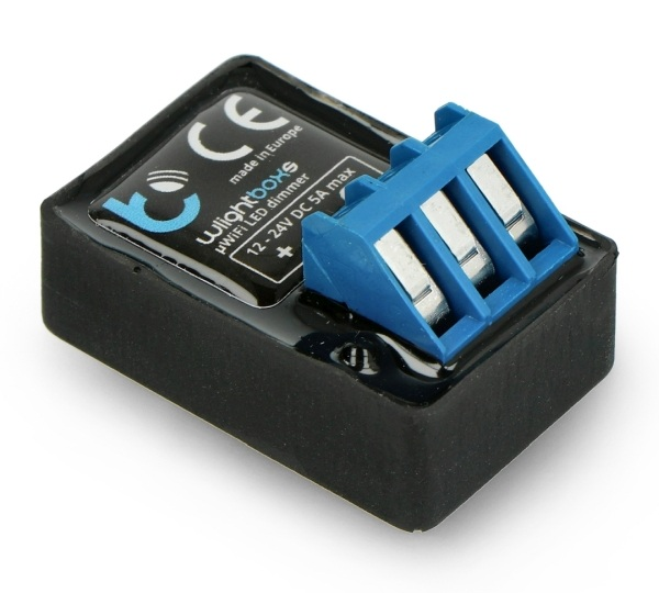 BleBox wLightBoxS - sterownik LED