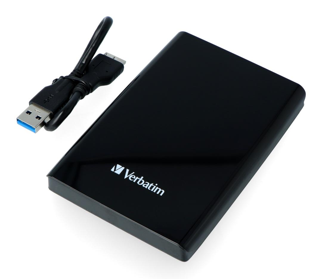 Dysk zewnętrzny Verbatim Store 'n' Go 1TB USB 3.0