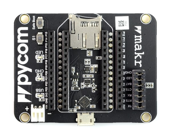 Pycom Expansion Board v3.1