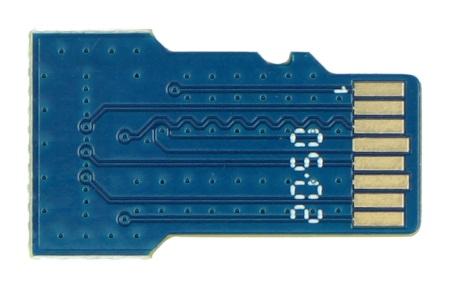 Czytnik pamięci eMMC Odroid microSD - do aktualizowania oprogramowania