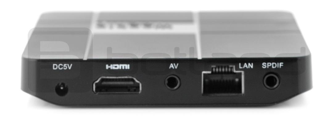 Android 7.1 Smart TV Box WeChip V8 2GB RAM / 16GB ROM