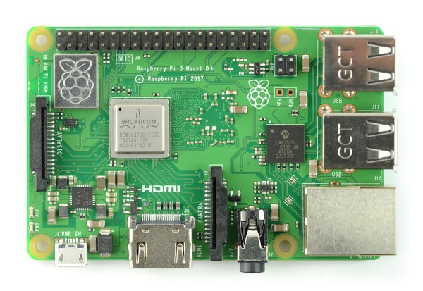 Raspberry Pi 3 vs 3 B+