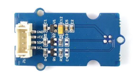 Grove - Cyfrowy termometr na podczerwień - MLX90615