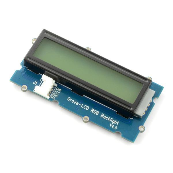 Wyświetlacz LCD RGB