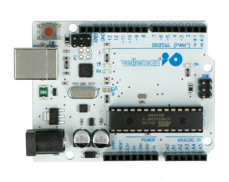 Velleman ATmega328 UNO - kompatybilny z Arduino