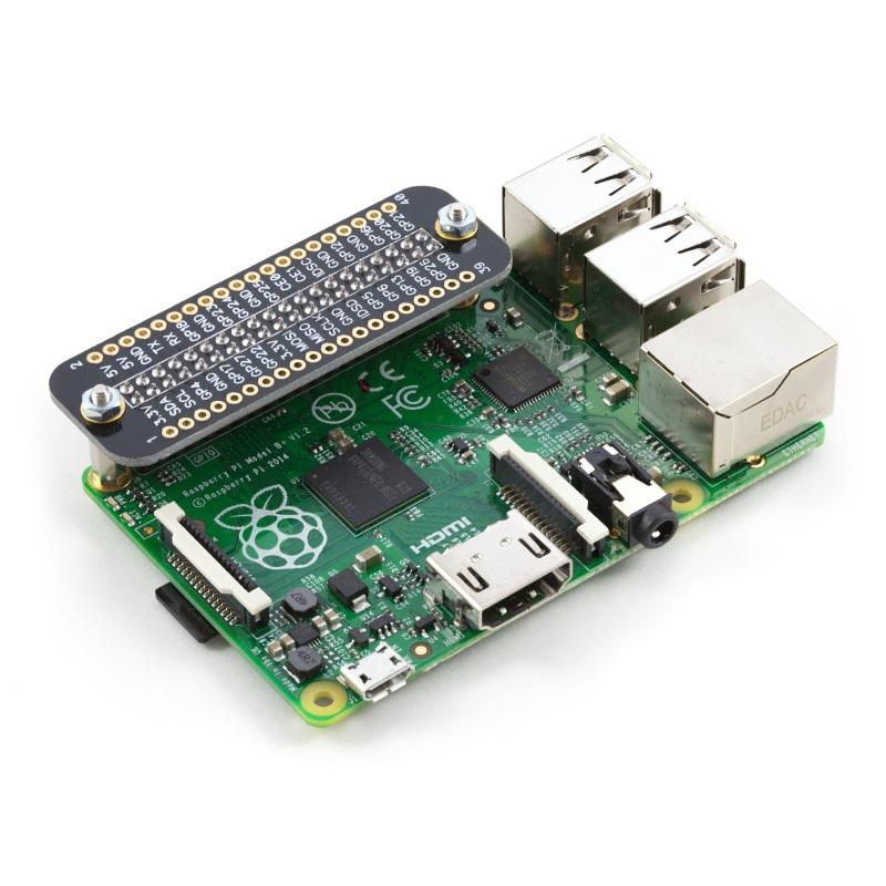 Raspberry Pi Plus Breakout Kit