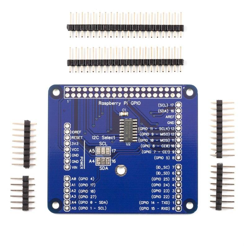 Arduino Pi Shield