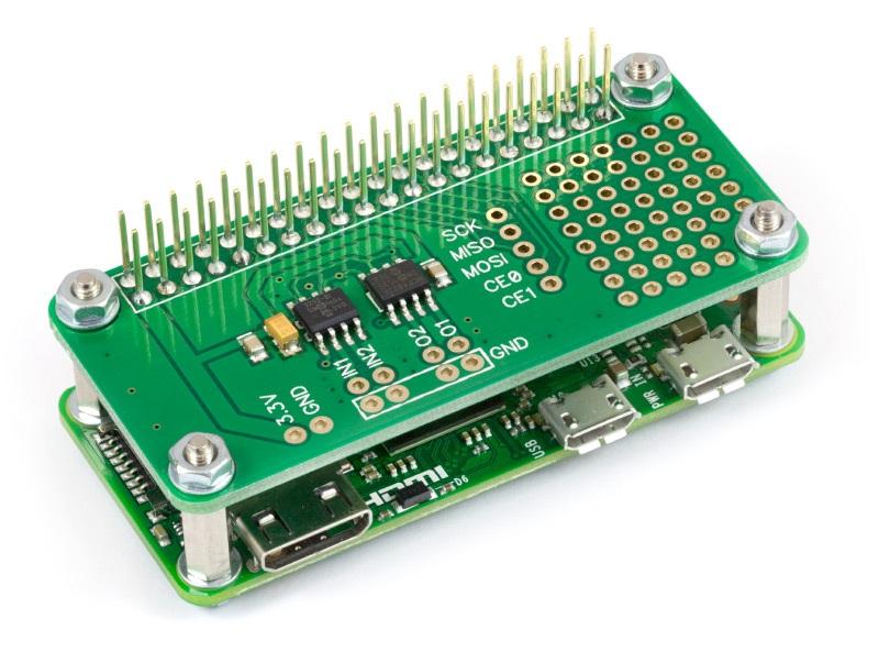 ADC-DAC Pi Zero