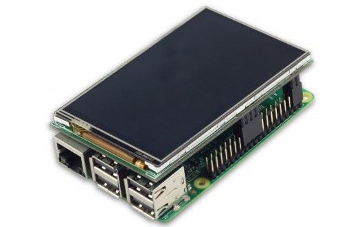 Ekran Raspberry Pi