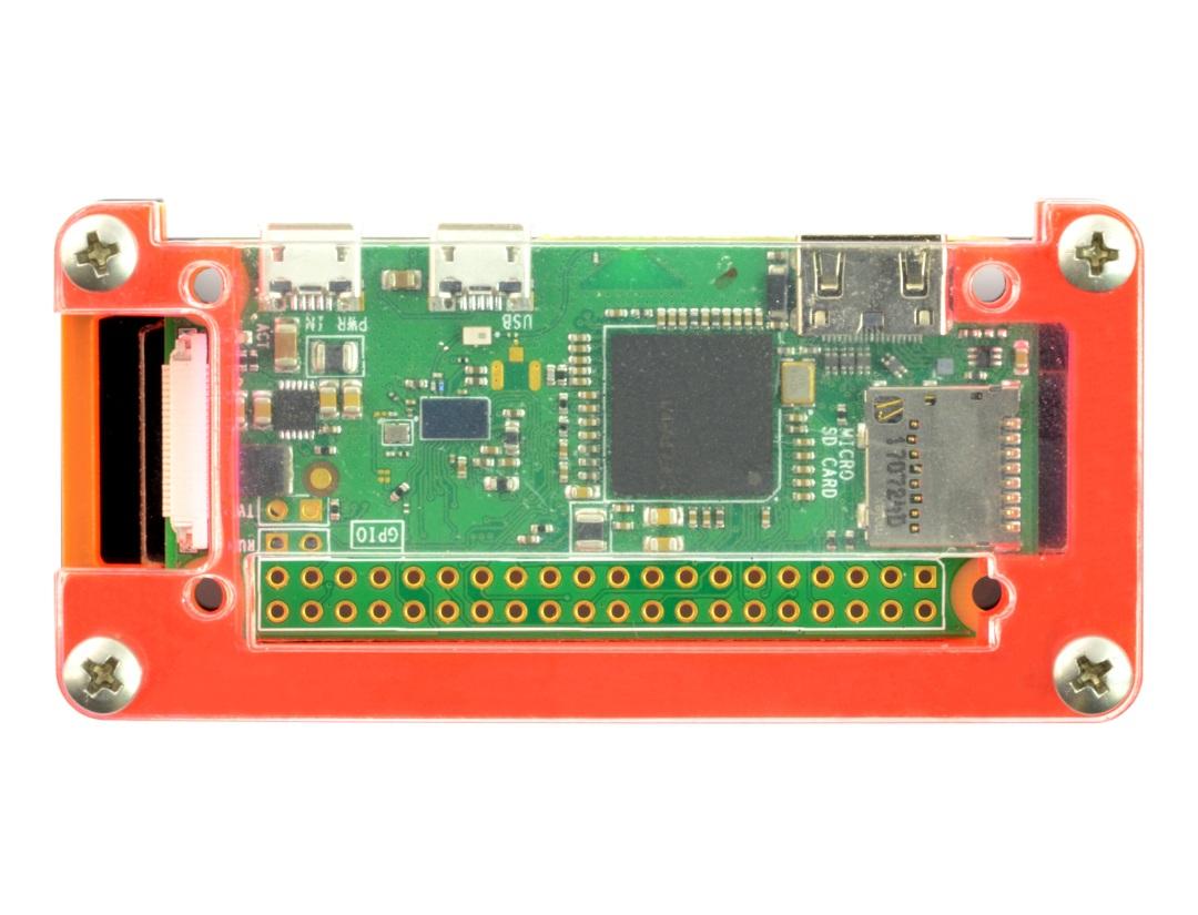 Obudowa do Raspberry Pi Zero
