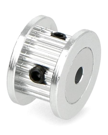 Koło zębate 20T - 3 mm - z łożyskiem.
