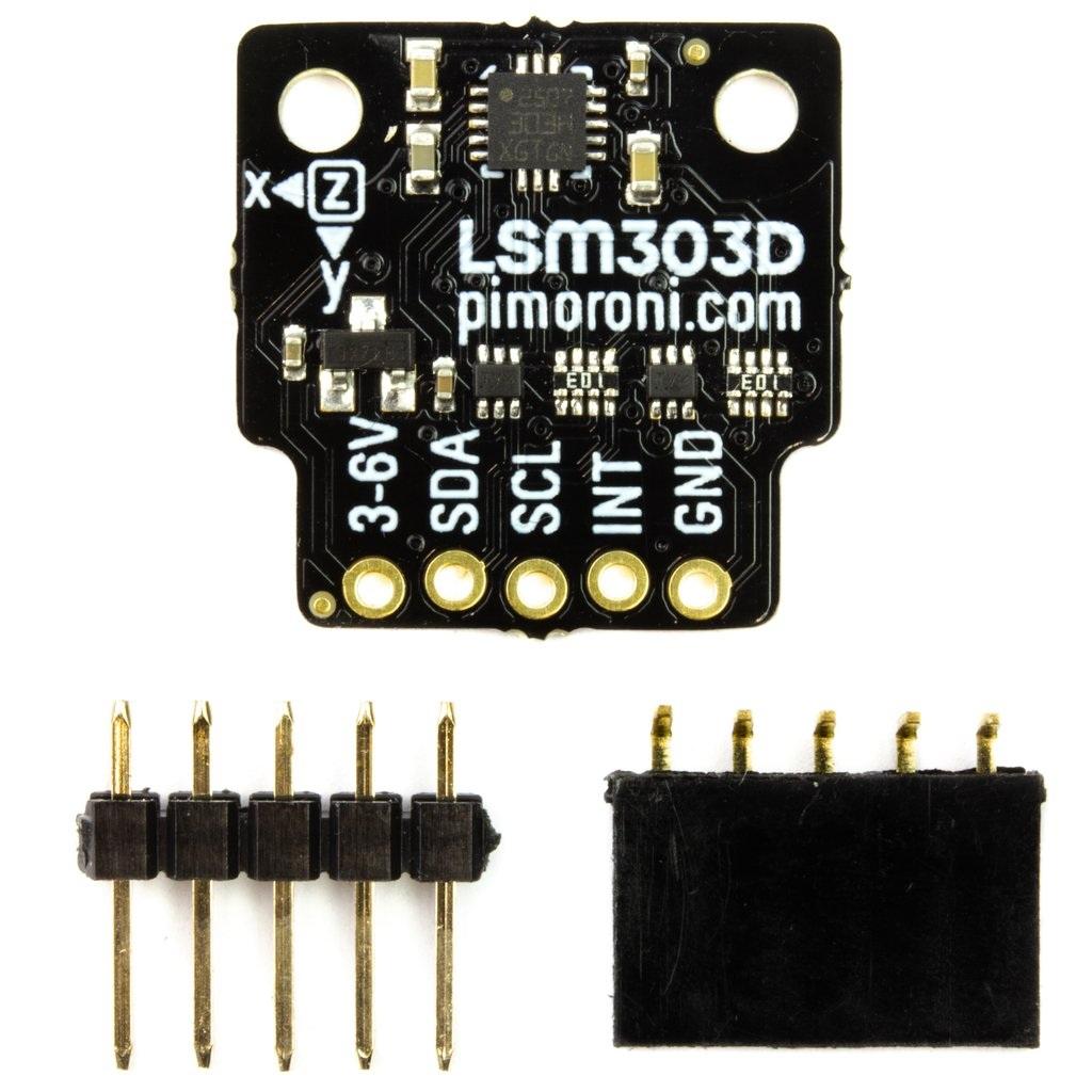 Pimoroni LSM303D