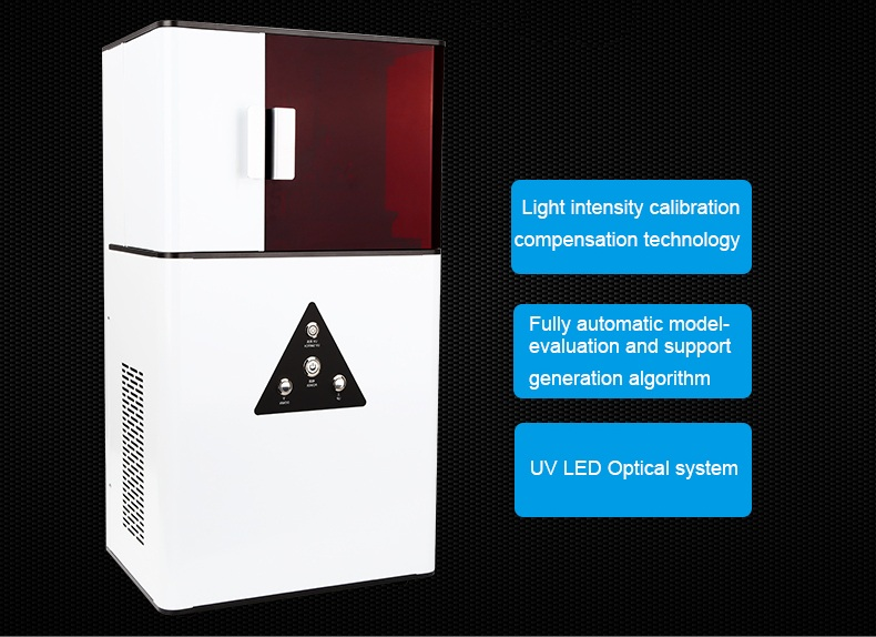 Technologia UV w drukarce Creality DP-001