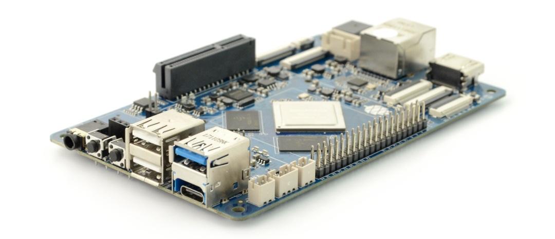 Pine ROCKPro64 2GB RAM