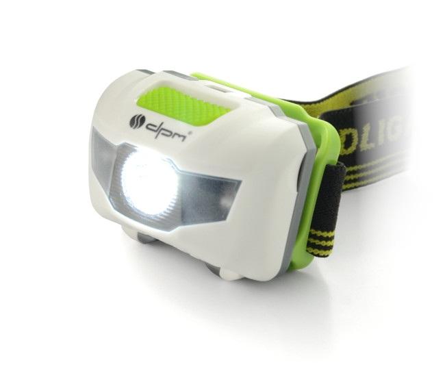 Latarka czołowa LED