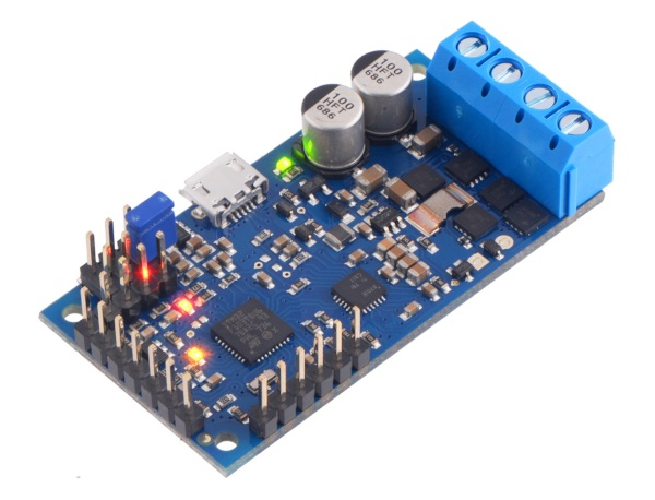 Pololu High-Power Simple Motor Controller G2 24v12