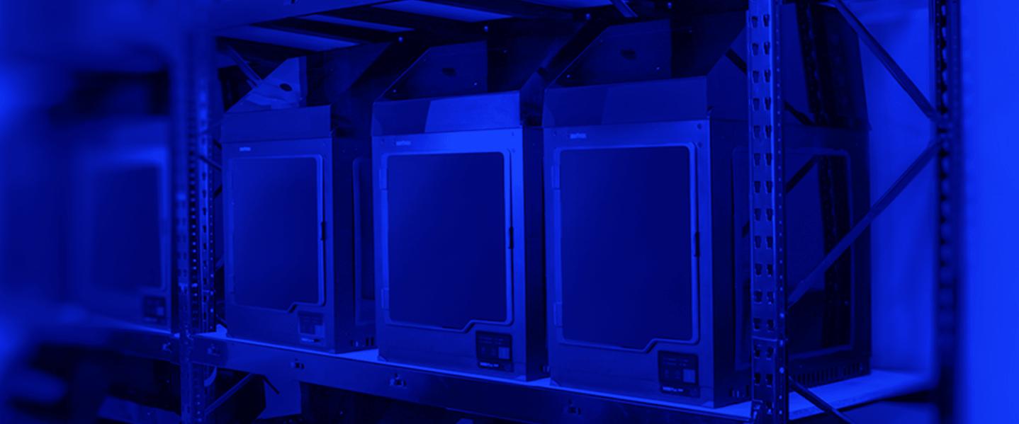 Sieć drukarek Zortrax M300 Plus