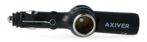 Ładowarka samochodowa Axiver Emergency Tools