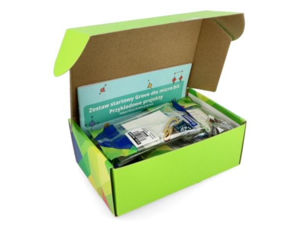Zestaw Grove Inventor Kit dla BBC micro:bit