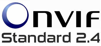 Kompatybilność ze standardem Onvif 2.4